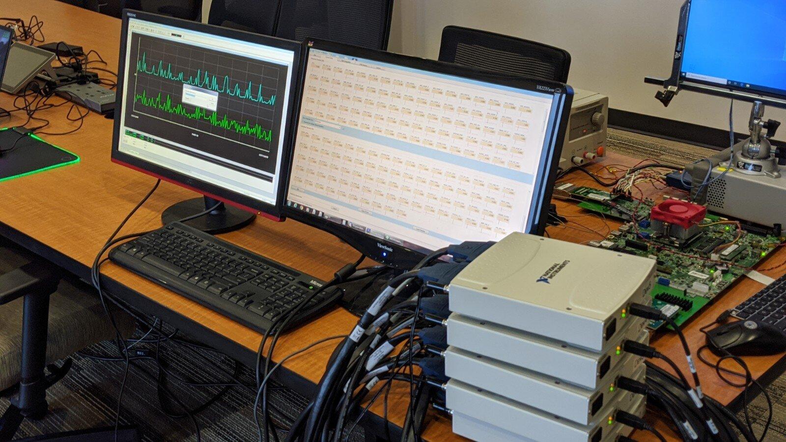 Voltage Optimization