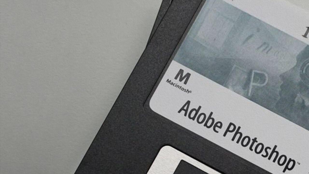 Jubiläum: Vor 30 Jahren erschien Adobe Photoshop 1.0
