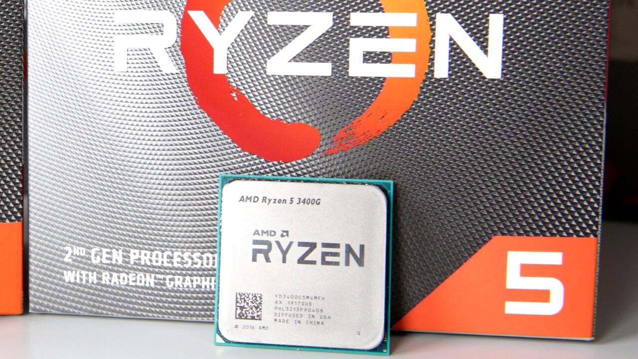 Preisanstieg: AMDs Ryzen 5 3400G wird immer teurer und teurer