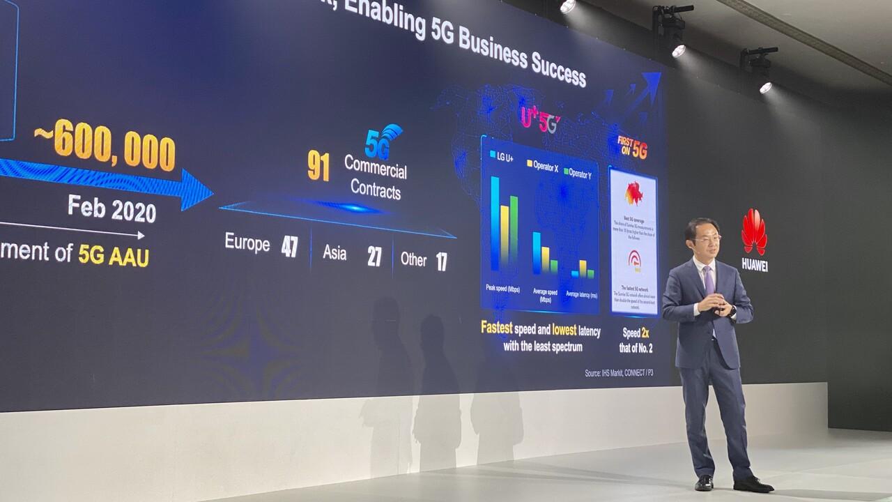 5G-Ausbau: Huawei verdreifacht Verträge und ist Standalone-ready