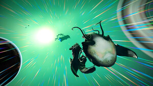 No Man's Sky: Update 2.3 bringt lebendige Raumschiffe