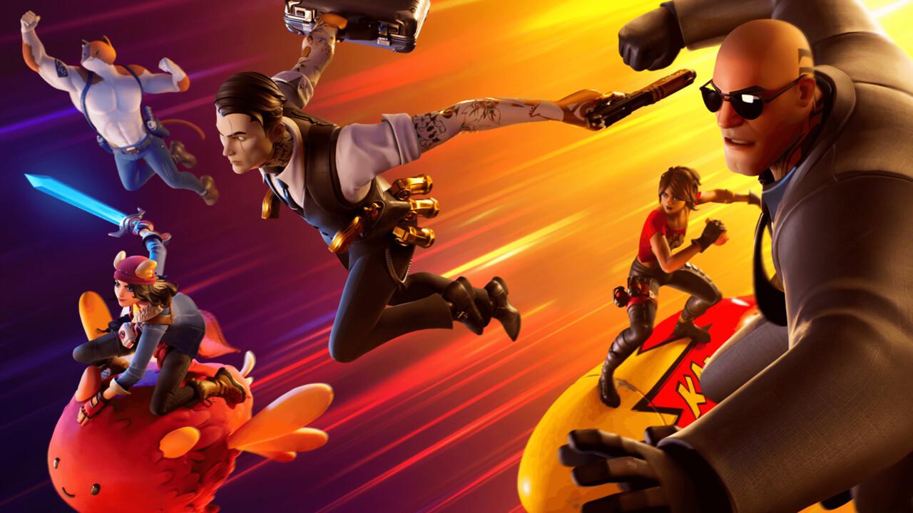 Videospiele-Markt: Fortnites sinkender Umsatz belastet die Konsolen-Rubrik