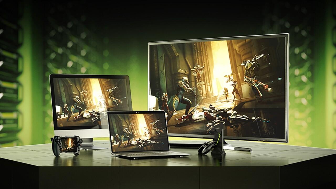 Spiele-Streaming: Nvidia GeForce Now auch ohne Spiele von Bethesda