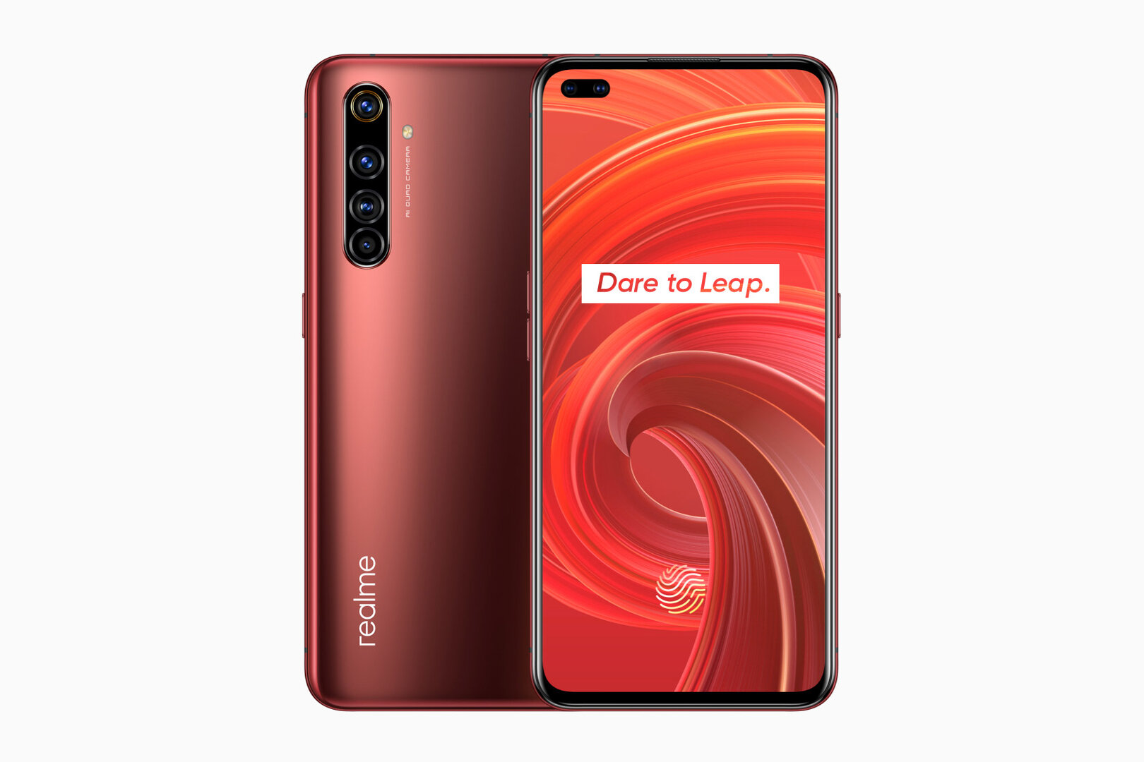 Realme X50 Pro in Red Dust