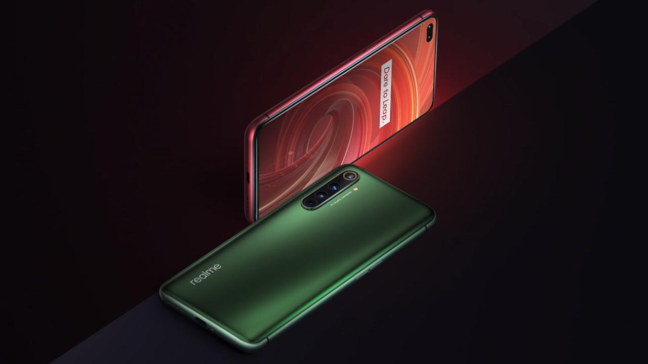 Realme X50 Pro: Smartphone mit Snapdragon 865 und 5G kostet 599Euro