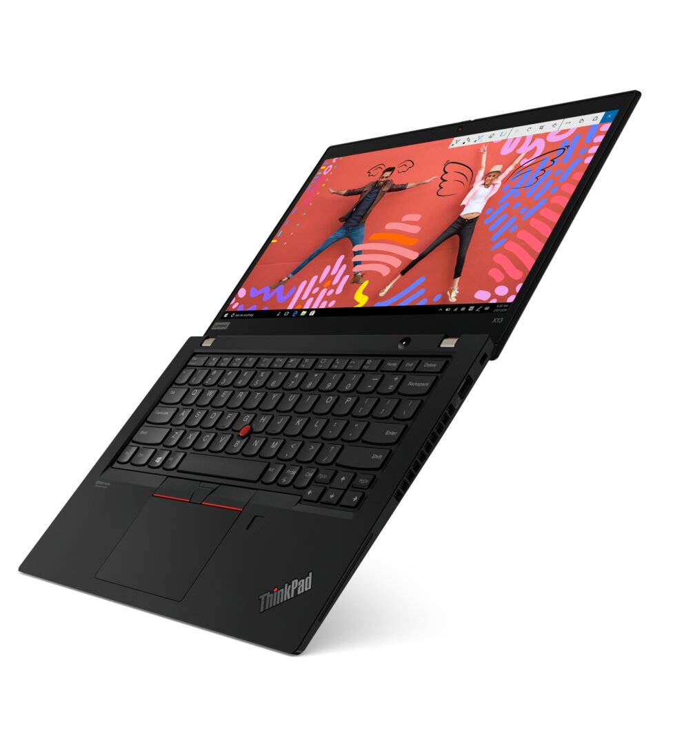 ThinkPad X13: Mit AMD Ryzen 4000 Pro und Intel 10. Generation