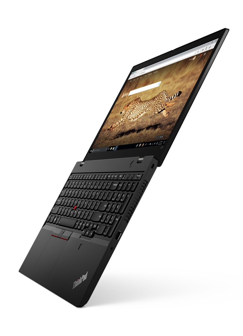 ThinkPad L15: Mit AMD Ryzen 4000 Pro und Intel 10. Generation