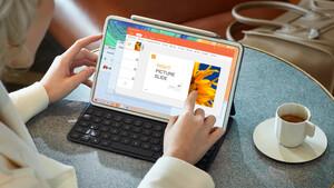 Huawei MatePad Pro: High-End-Tablet kommt mit Tastatur, Stylus und 5G