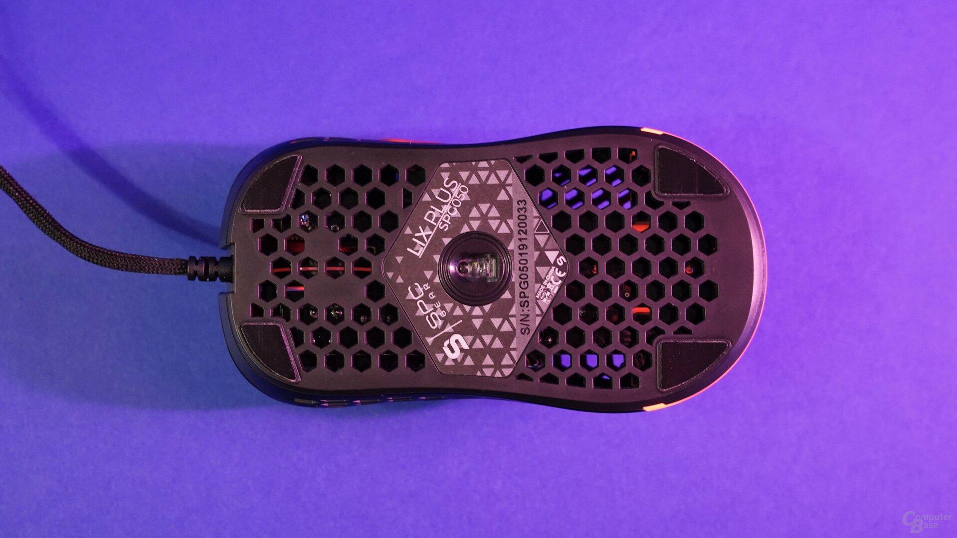 SPC Gear LIX Plus