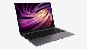 MateBook X Pro und 13/14: Huawei erneuert Notebooks mit Intel Comet Lake