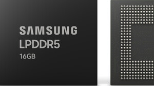 Smartphone-Speicher: Samsungs LPDDR5 mit 16 GB geht in Serie