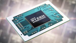 AMD Ryzen R1102G und R1305G: Neue Embedded-Prozessoren mit 6 bis 10 Watt TDP