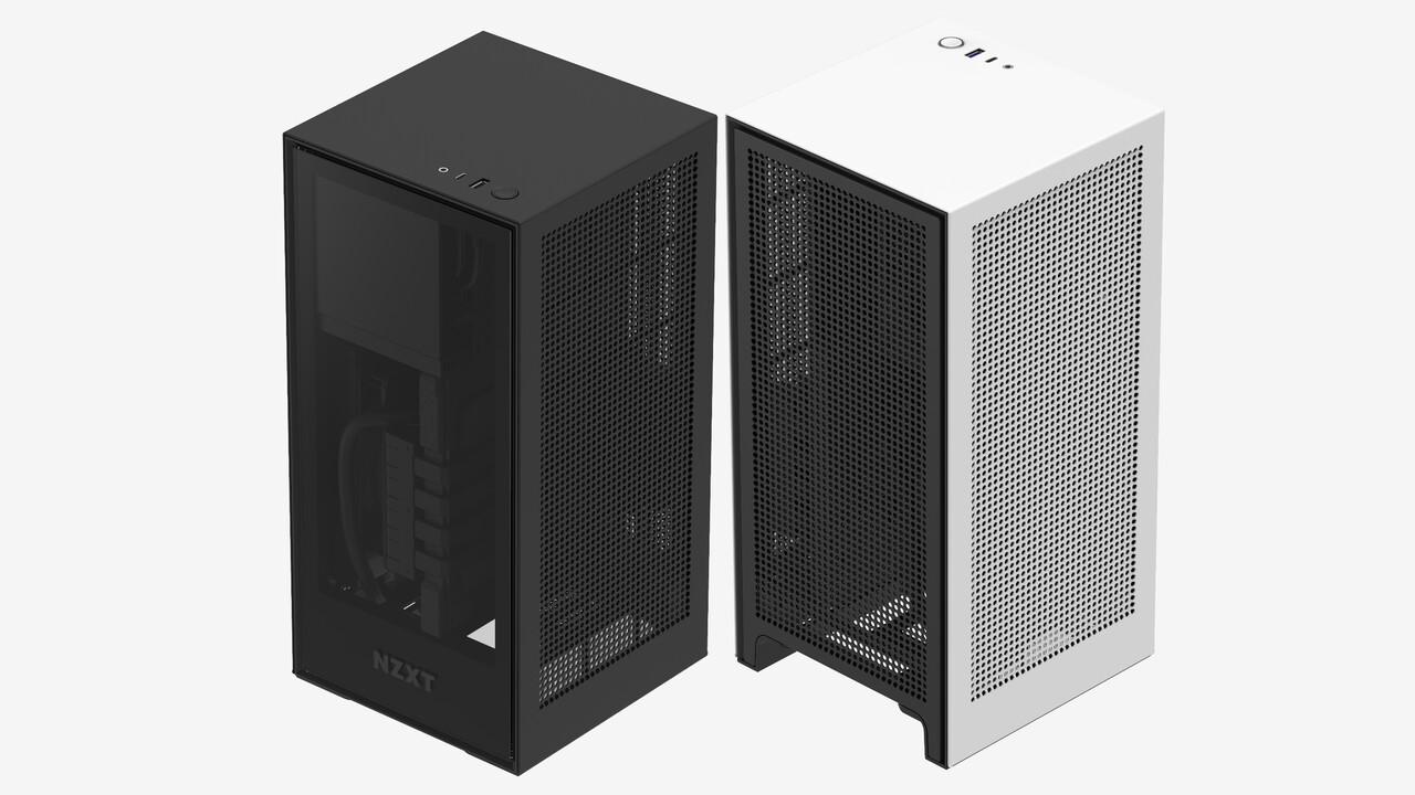 NZXT H1: ITX-Turm kommt für 350 Euro mit Kühler und Netzteil