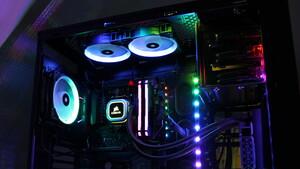 RGB-LED-Steuerung: Corsair iCUE und Asus Aura sind jetzt etwas kompatibel