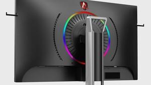 AOC AG273QZ: TN-Monitor der Oberklasse mit 240 Hz und FreeSync Pro