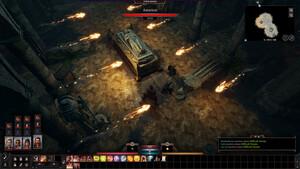 Baldur's Gate 3: Erste Screenshots zeigen rundenbasierten Kampf