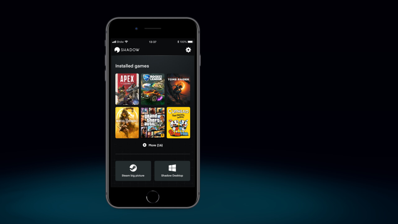 Cloud-Gaming: Apple entfernt Shadow aus App Store für iOS und tvOS