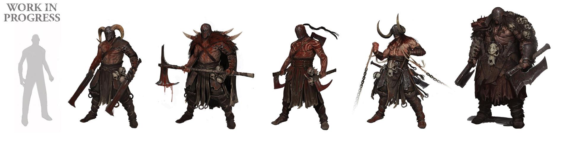 Die Monsterfamilie besteht aus fünf Mitgliedern