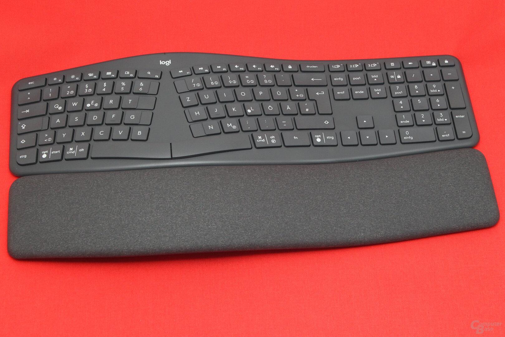 Als Office-Werkzeug ist die Tastatur eine Erwägung wert