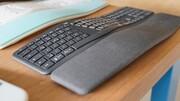 Logitech Ergo K860 im Test: Bequemes Werkzeug für Schreiber