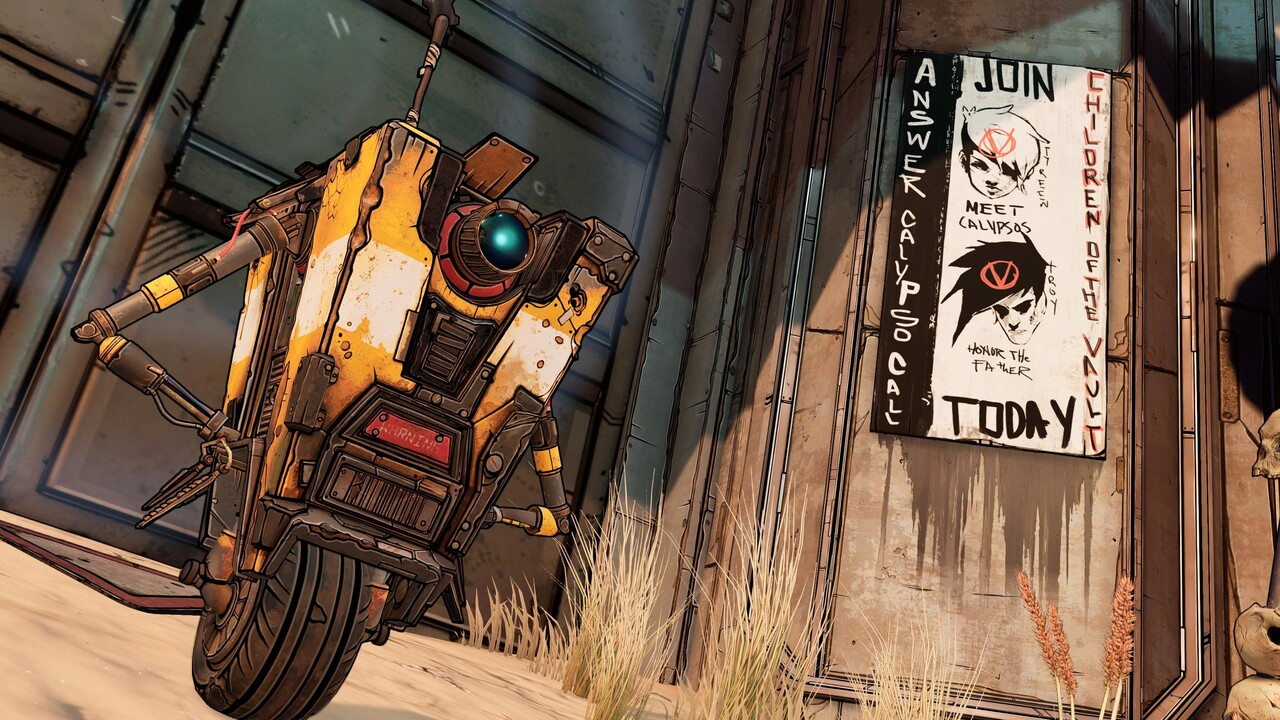 Borderlands 3: In zwei Wochen spielen Epic und Steam zusammen
