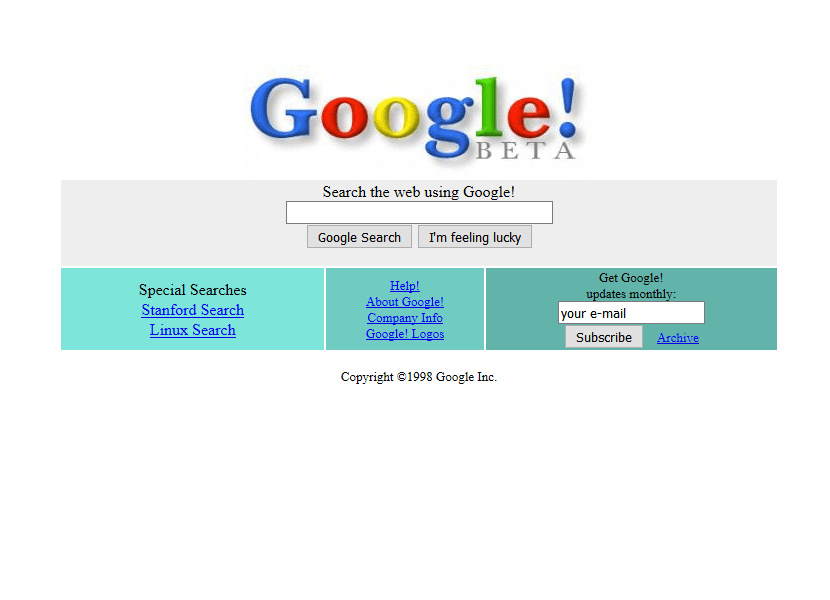 Google (1998)
