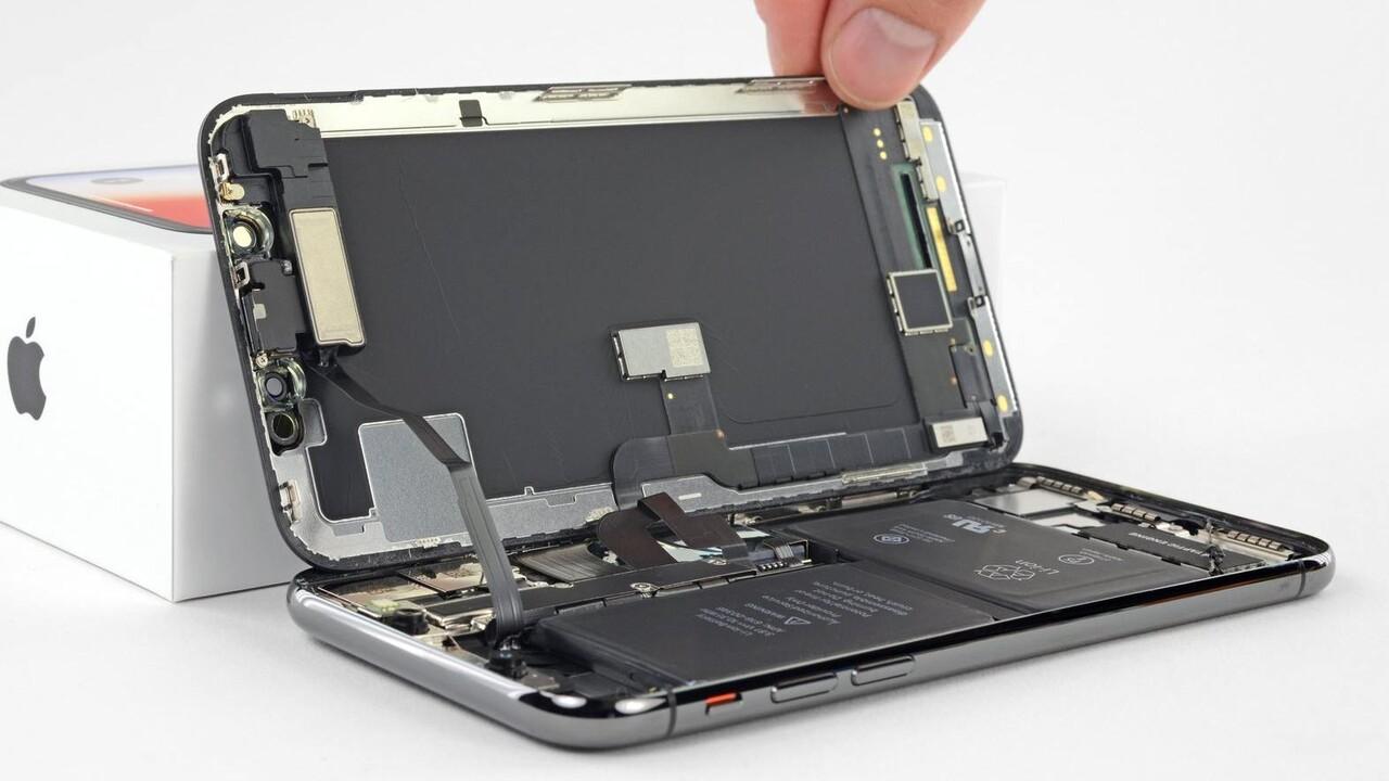 Display-Reparatur: iFixit bietet LCD statt OLED für iPhone X, XS, XS Max an
