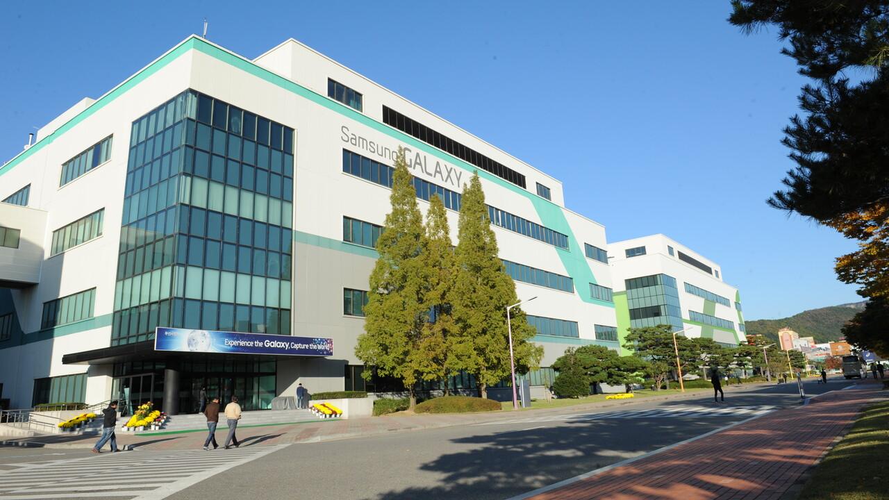 Vietnam statt Südkorea: Samsung baut neues F&E-Zentrum