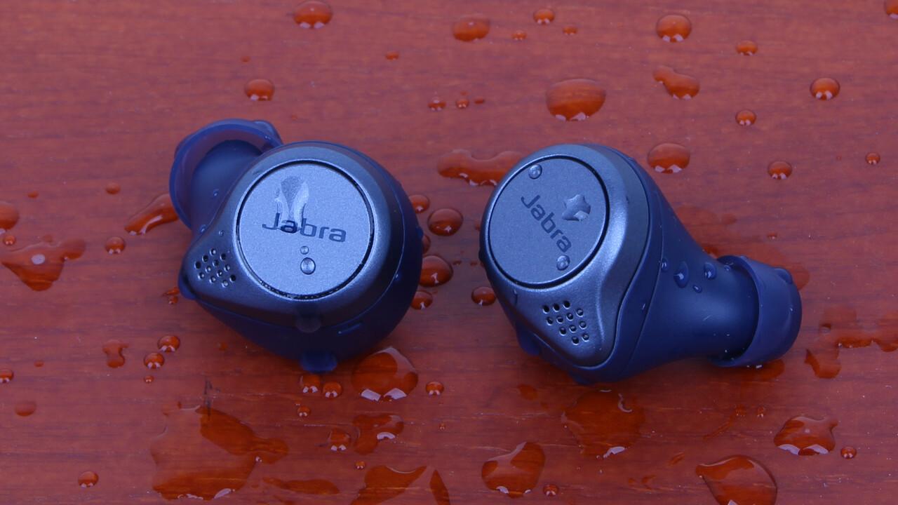 Jabra Elite Active 75t im Test: Überzeugende, wasserdichte, kabellose Sport-In-Ears