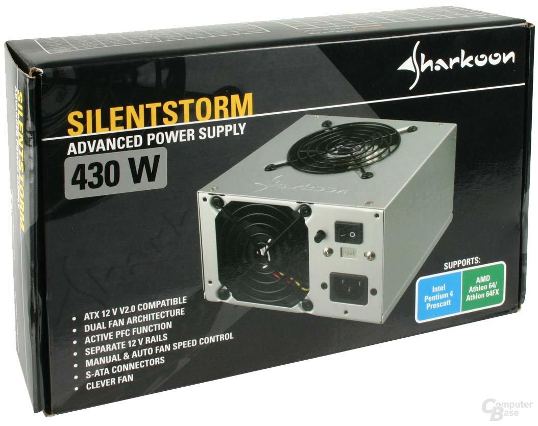 Sharkoon SilentStorm