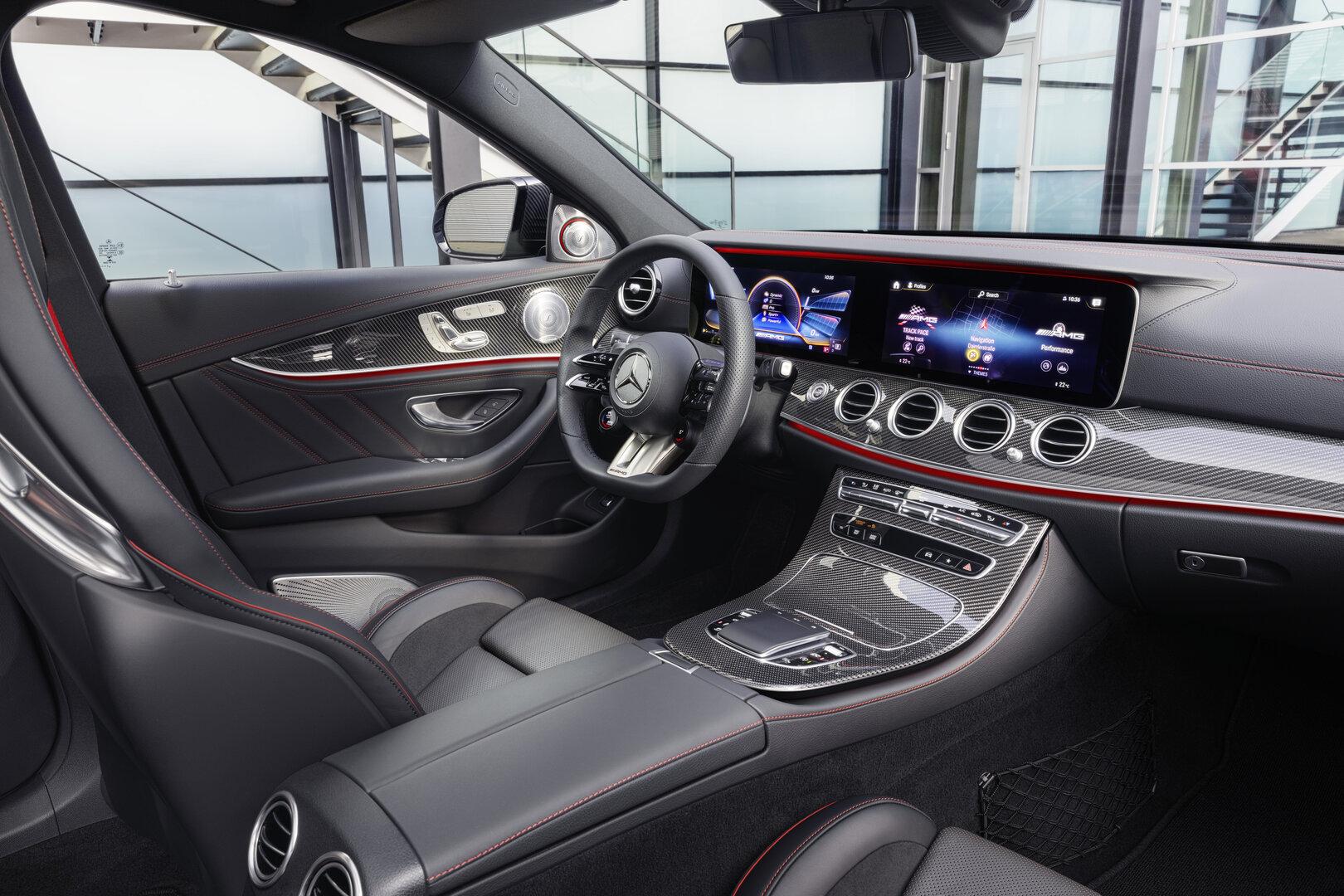 Neue E-Klasse Modell 2020