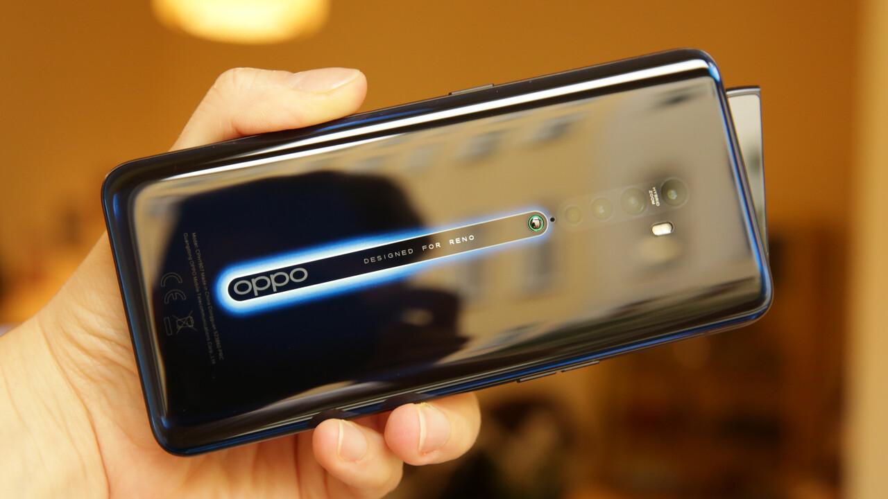 Oppo Reno2 im Test: Das Smartphone mit der Haifischflosse