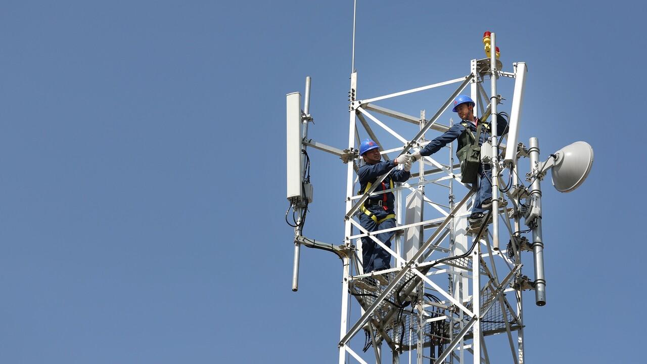 Restriktionen: Huawei baut 5G-Basisstationen ohne US-Technik