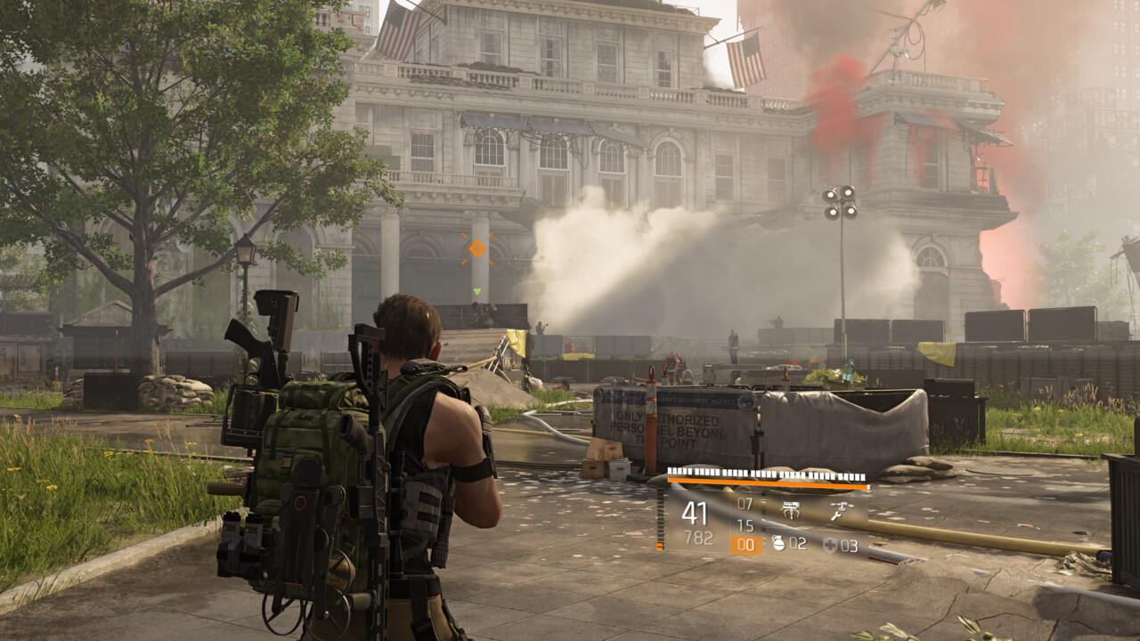The Division 2 im Test: Warlords of New York überzeugt mit DirectX12