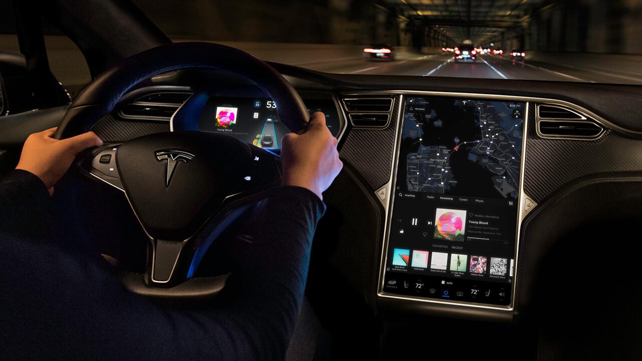 Infotainmentsystem: Tesla bietet Upgrade auf neue Media Control Unit 2 an