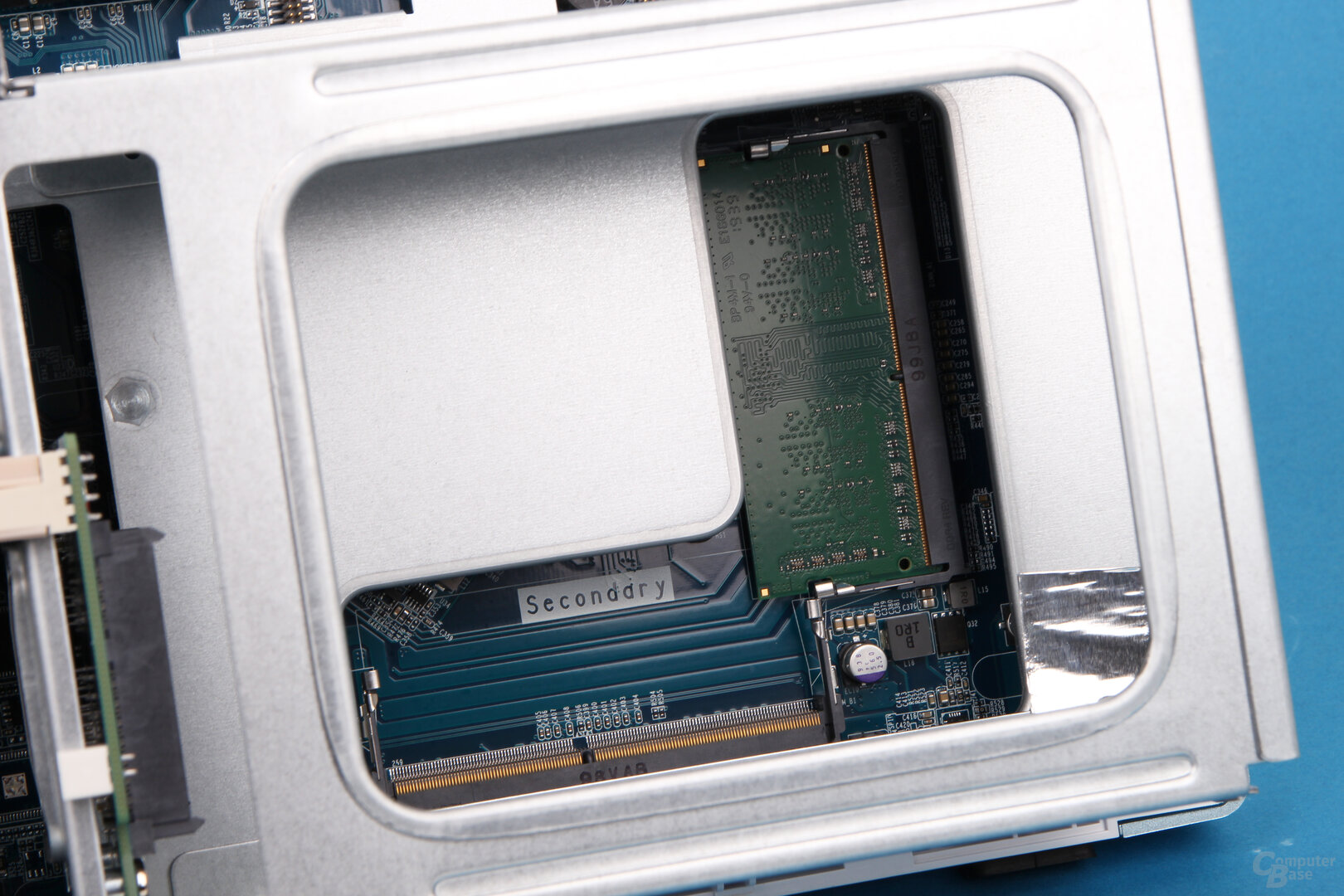 QNAP TS-251D: RAM-Upgrade ist möglich