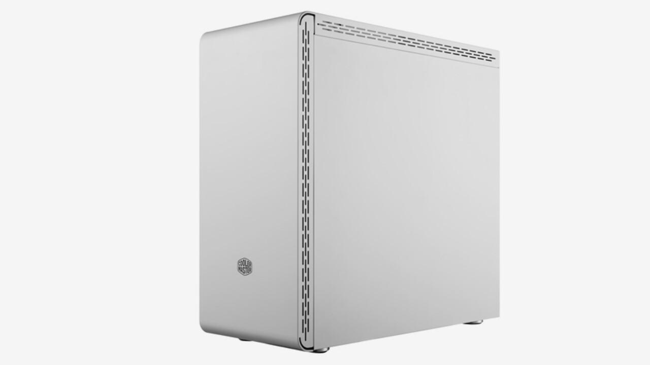 Gegen den Trend: Cooler Masters MS600 ist einfach und schlicht