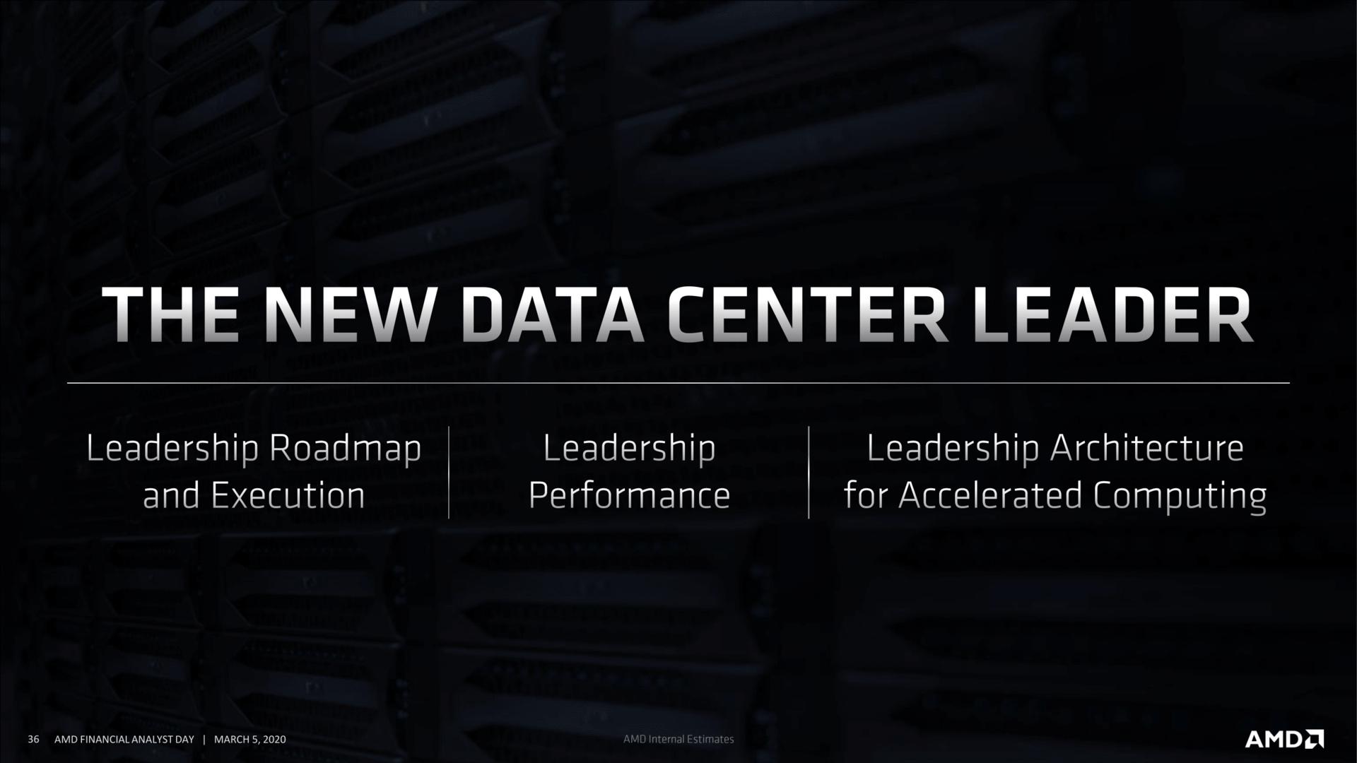 Forrest Norrod: Data Center Leadership