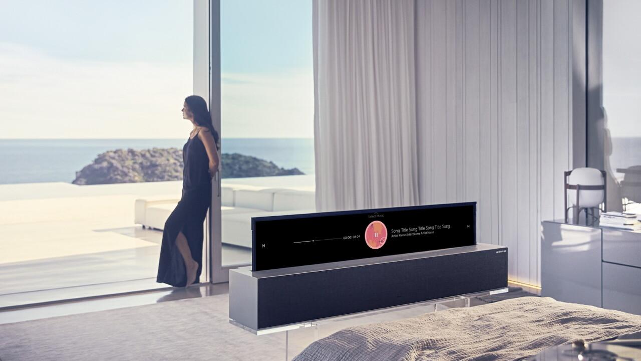 Wochenrück- und Ausblick: AiO-Wakü für 250 und aufrollbarer OLED-TV für 60.000 Euro