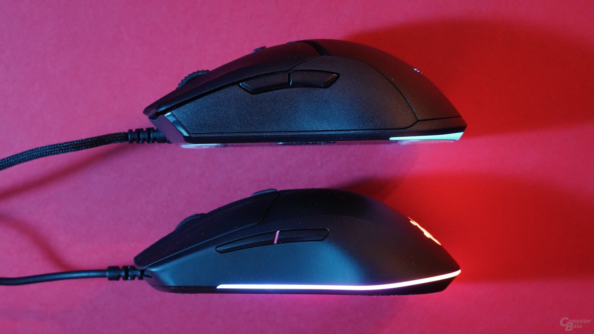 Razer Viper Mini & SteelSeries Rival 3
