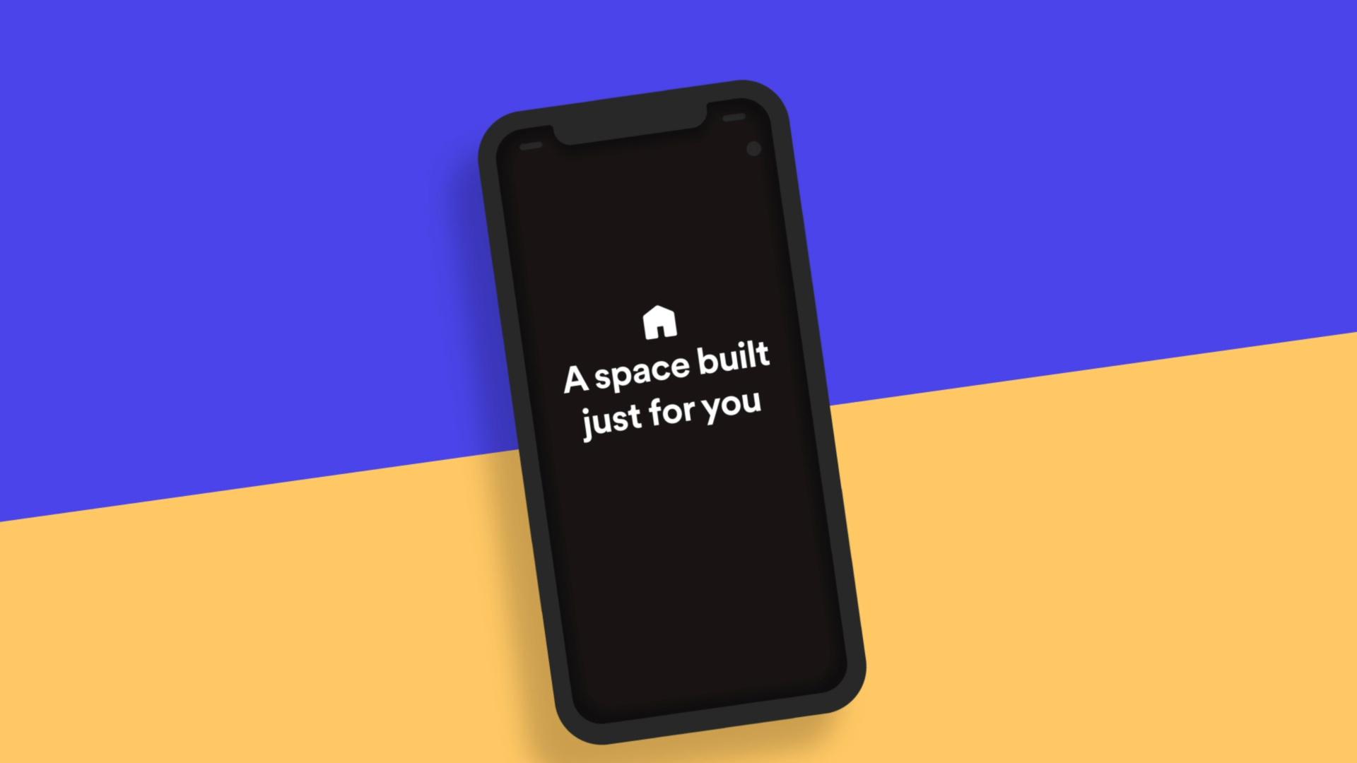 Spotify ergänzt das neue Design seiner App mit einem überarbeiteten Home Screen