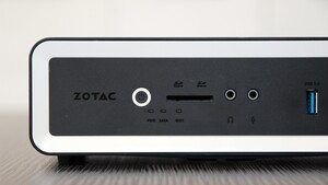 Zotac Zbox CA621 nano im Test: Mini-PC mit passiv gekühltem Ryzen 3000 für 299Euro