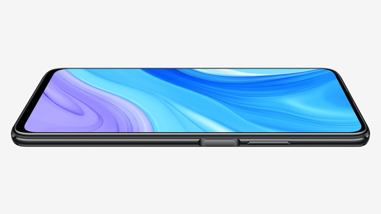 Huawei P Smart Pro: Pop-up-Kamera sorgt für notchfreies Display