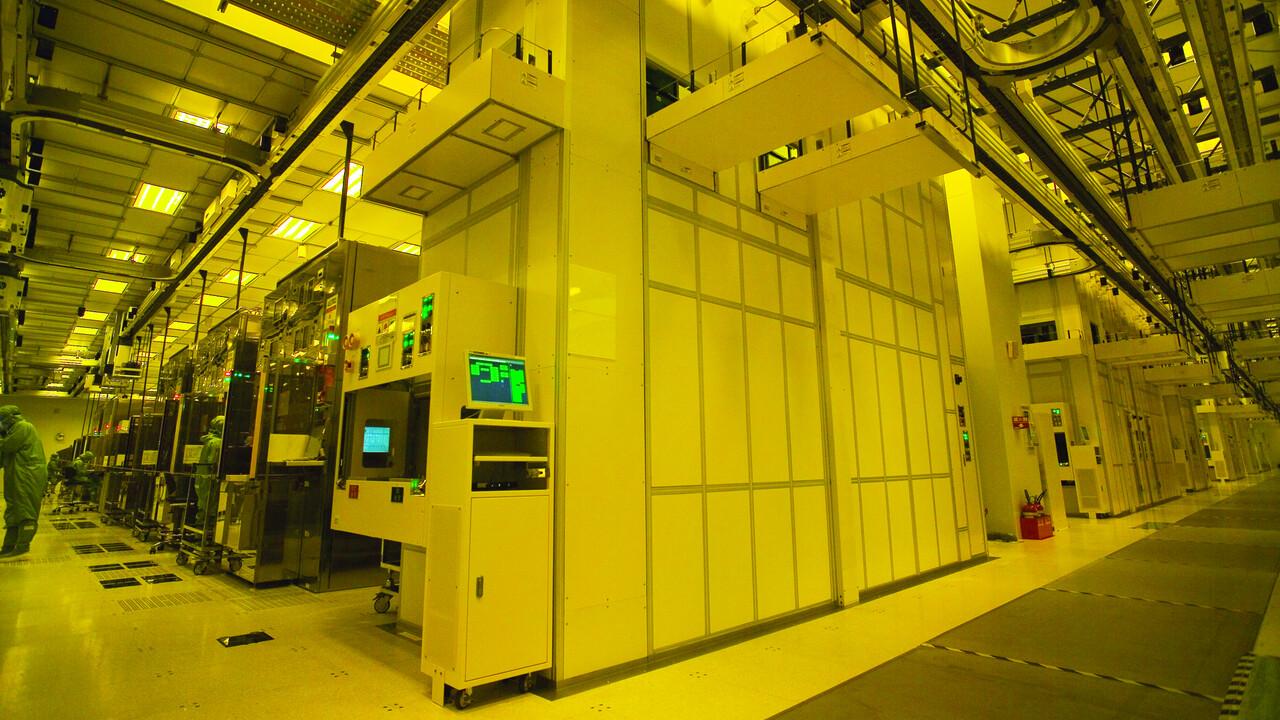 Produktionsstart: TSMCs 5-nm-Chips für Apple laufen ab April vom Band