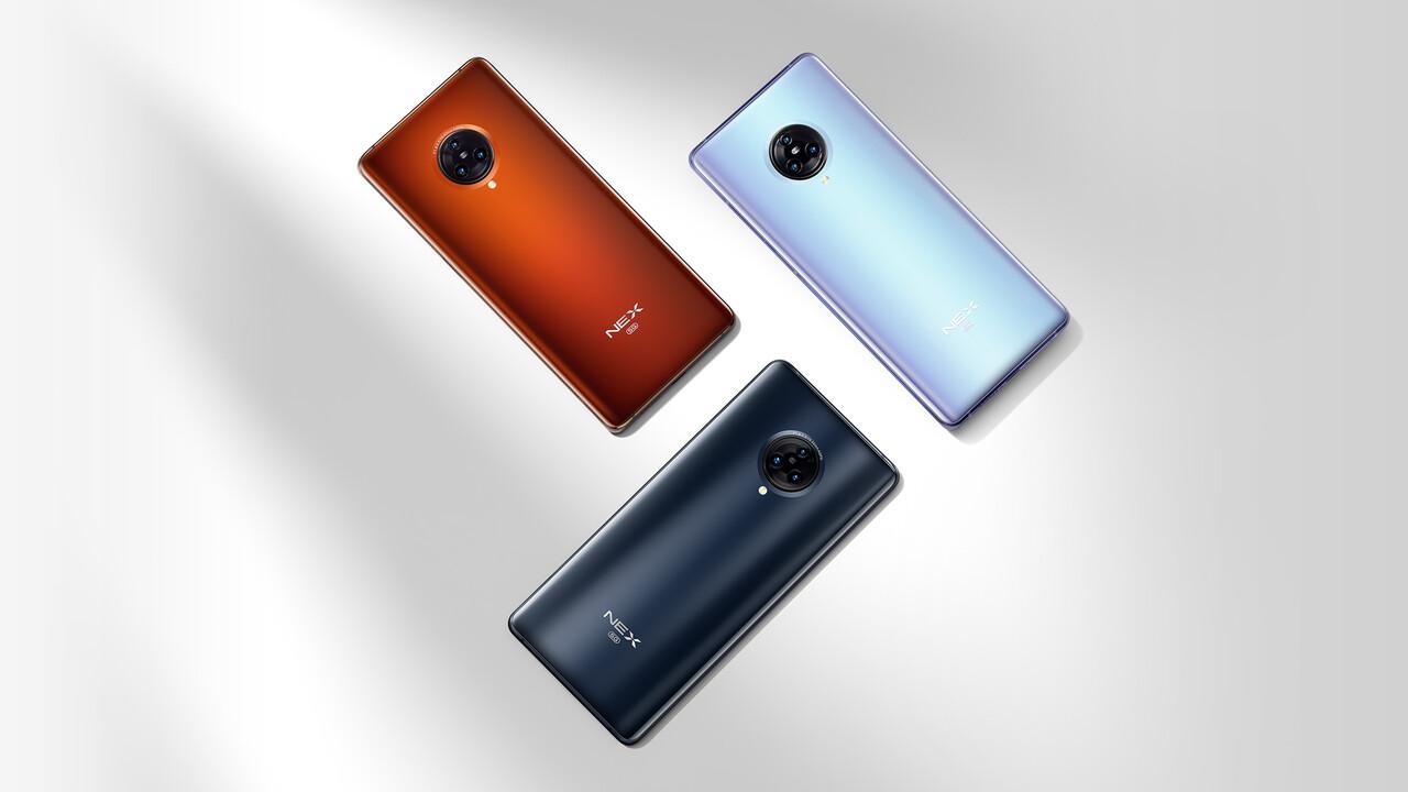 Vivo Nex 3S: Smartphone-Flaggschiff wechselt zum Snapdragon 865