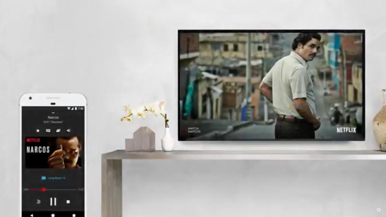 Chromecast Ultra: Google plant einen Android-TV-Stick mit Fernbedienung