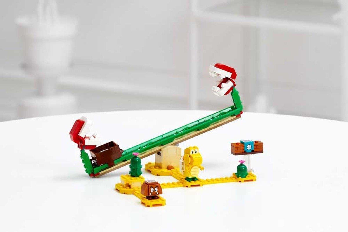 Lego 71366 Super Mario Piranha Plant Power Slide