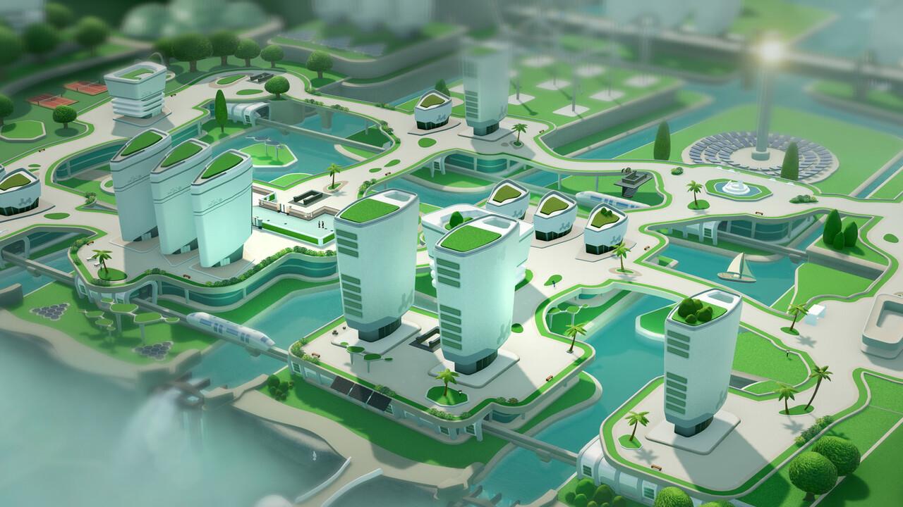Ngoài lưới: Bệnh viện Two Point DLC tập trung vào bảo vệ môi trường [Notiz] 3