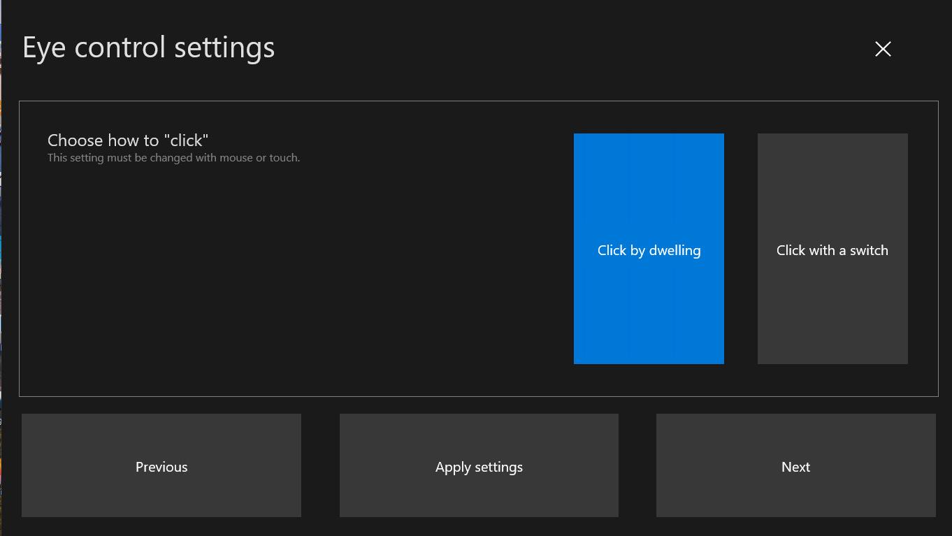 "Microsoft verbessert die ""Eye Control""-App"