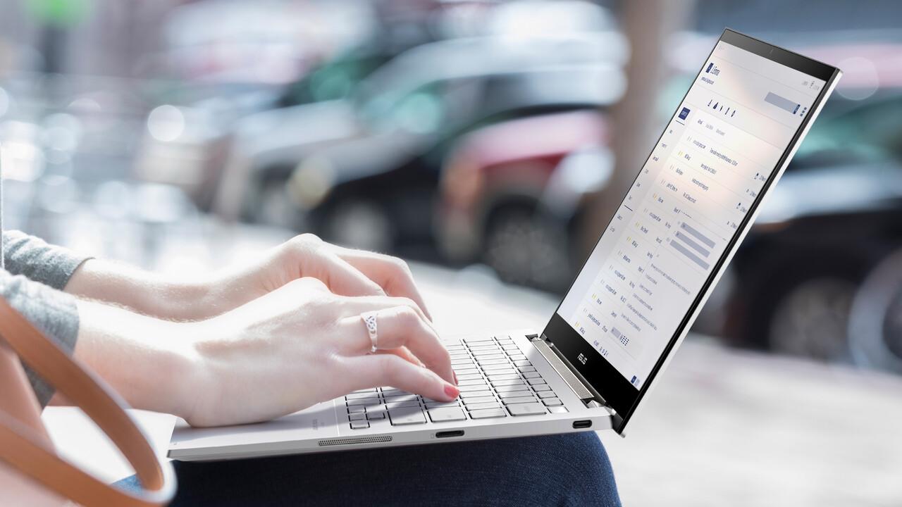 Project Athena: Asus bietet Chromebook Flip C436 ab 1.100Euro an